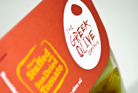 The Greek Olive Company