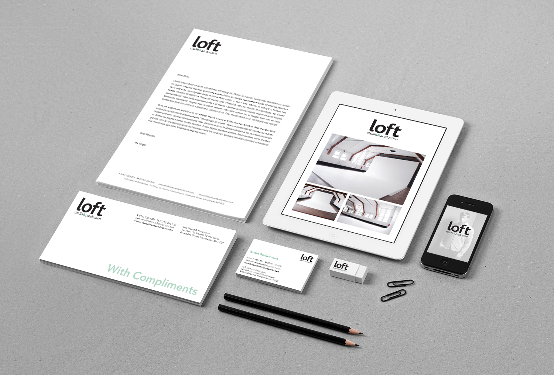 Loft Branding Design