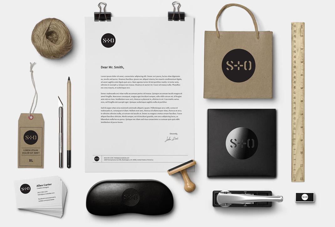 S+O Branding Design
